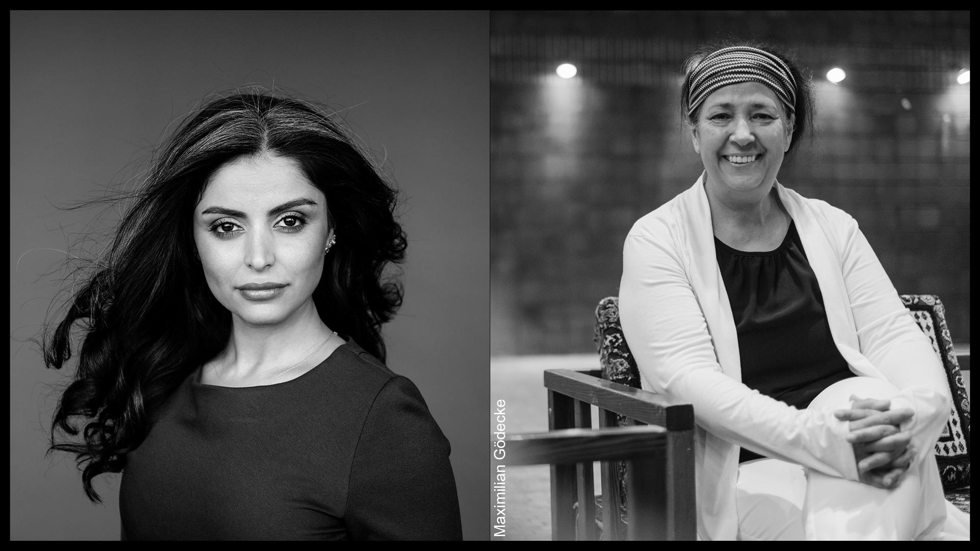 An Evening with Seyran Ates and Sara Omar
