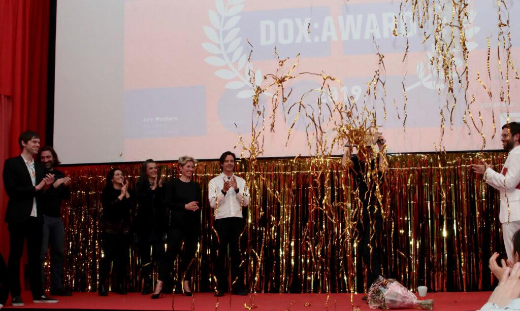 The winners of CPH:DOX 2021