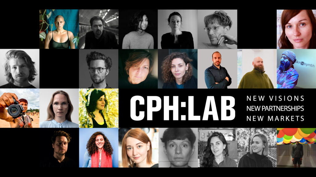 CPH:LAB announces the participants for the 2021/2022 edition
